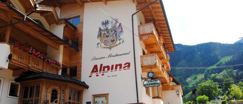 Hotel Alpina Shwendau, Mayrhofen, Austria - Exteriors.jpg